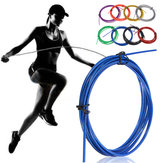 3m Rope Jumping Replaceable Wire Cable Speed Jump Ropes Fitness Equipment
