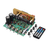 Bluetooth 2.1 Amplifier متعددة الوظائف Bluetooth TF U Disk FM AUX High القوة Amplifier Board