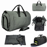 Men Business Travel Garment Large Multifunctional Handbag