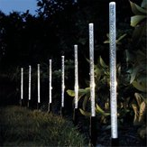 8 STKS Zonne-energie Lights Bubble White LED Light Outdoor Gazon Tuinlamp Solar Garden Light