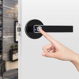 Serrures biométriques intelligentes de sécurité à la maison de serrure de porte d'empreinte digitale d'acier inoxydable