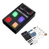DIY Funny Memory Game Console Electronic Kit LED Training Competition Production Kits