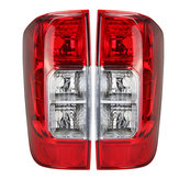 Car Tail Light Rear Brake Lamp Left/Right with No Bulb Wiring Harness For Nissan Navara NP300 D23 2015 On