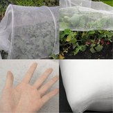 32X8ft Mosquito Bug Insect Bird Net Hunting Barrier Crop Planter Proteger Mosquito Net