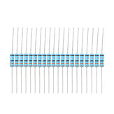 20pcs 2W 3.3R金属被膜抵抗器1%3.3オーム抵抗器