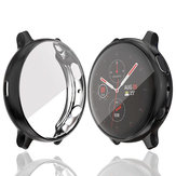 Bakeey plating lichtgewicht schokbestendig krasbestendig TPU horloge met volledige dekking voor Samsung Galaxy Active 2 44 mm