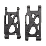 Front+Rear Suspension Arms For Wltoys 144001 124018 124019 1/14 4WD High Speed Racing Vehicle Models RC Car Parts