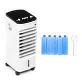 Desumidificador portátil de refrigeração do fã do condicionamento do condicionamento da unidade do condicionador de ar de 65W 3 velocidades