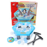 Desktop Game Fun Game Pinguin Ice Breaking Rette den Pinguin Great Family Education Toys