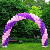 1 Set Balloon Arch Base Cột đứng Bộ dụng cụ Trang trí tiệc sinh nhật