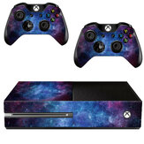 Nebula Vinyl Skin Decal Sticker Wrap For Xbox Game Console Controller