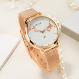 JINFAN JL06 Casual Style Full Steel Women Wrist Watch