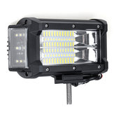 2Pcs 5.5 Inch Off Road Vehicle LED Light Bars Car Work Lamp 10-30V 40W 38000LM IP67 Waterproof
