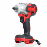 18V 520Nm Cordless Impact Drill Brushless Li-ion Electric Drill Tool For Makita Battery Stepless Speed Change Switch