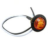 12V-24V 1PCS LED Side Marker Light Indicator Lamp Car Bus Truck Trailer Caravan Lorry