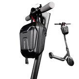 MAN WILD TS9 PU + EVA manubrio riflettente impermeabile Borsa bici Borsa scooter pieghevole Borsa bici elettrica Borsa