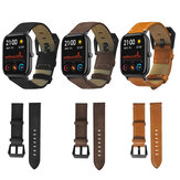 Bakeey 20MM Echtlederuhr Band für Amazfit GTS Smart Watch