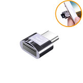 Biaze Type-C Card Reader TF Card Reader USB C OTG Memory Card Adapter Smart Card Reader for Android Phones Type-C Port