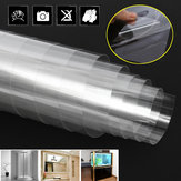 2M 4Mil Sicherheit Anti Shatter Clear Window Blind Film Glass Protector Sicherheit zu Hause
