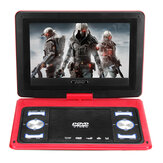 13.8 Inch Portable Car DVD Player EVD TV Game Remote Remote Control Screen with Gamepad