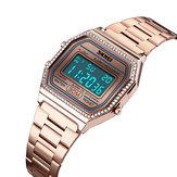 SKMEI14743ATM防水女性ファッションデジタル時計