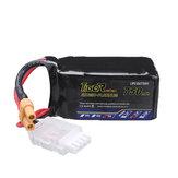 Tiger Power 11.1V 750mAh 75C 3S Lipo Battery XT30 Plug for Eachine Lizard95 FPV Racer