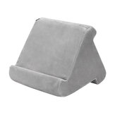 Laptop Tablet Almohada Espuma Lapdesk Multifunción Laptop Cooling Pad Tablet Stand Holder Soporte Lap Rest Cojín XML-028 - Gris