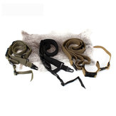 ohhunt Nylon Tactical Belt Sling Adapter Outdoor Camping Hiking Tactical Supplies-Green/Brown/Black