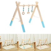 Baby Gym with Rattles Play Toys Activity Frame Kids Room Decorations