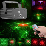 30W 48 Pattern RGB LED Stage Laser Light LED Beam Lamp DJ Club Disco Dance Party AC100-240V