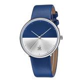 SHENGKE SK K9016 Пара Часы Кварцевые часы