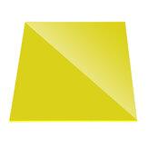 200x300 мм Желтый ПММА Акриловый Прозрачный Лист Акрил Пластина Перспекс Глянцевая Панель Вырезать Панель