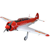 Taft Hobby Yak-11 EPO 1450 mm Wingspan Trainer RC Samolot Samolot War Aircraft KIT / PNP