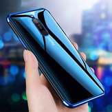 For Xiaomi Redmi 8 Bakeey Luxury Plating Ultra-thin Transparent Shockproof Soft TPU Protective Case Non-original