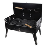 Portable Pliable Barbecue Grill En Plein Air Voyager Camping Cuisson Grill Barbecue Outils