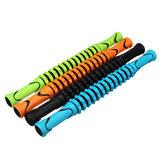 Muscle Massage Massager Stick Roller كامل الجسم تدليك الرياضيين كتيب مدلك