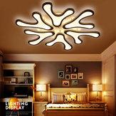 LED moderna luz de teto para sala de jantar sala de estar cervos antler lustre