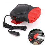 2 in 1 Portable Fast Heating Car Heater with Heating & Cooling Function Defroster Defogger