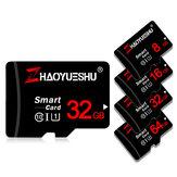 Haoyueshu 16GB 32GB 64GB 128GB Klasse 10 TF Geheugenkaart met Camera Card Adapter voor Smart Telefoon Xiaomi Tablet Luidspreker Auto DVR