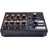 COKYIS MIX-428 8 Kanal Stereo Ses Ses Mikseri KTV Karaoke Mikseri