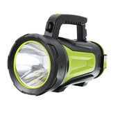 3000lm LED Camping Light 3 Modes Waterproof Work Light 8000mAh Hand Lamp USB Rechargeable Spotlight