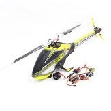 alzrc الشيطان 420 fbl fbl 6ch 3d تحلق flybarless روتردام هليكوبتر سوبر كومبو مع محرك esc مضاعفات الدوران