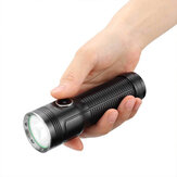 SST40 LED 2500lm 500m Powerful Flashlight USB Rechargeable LED Spotlight For Camping Hunting,With 26650 Battery