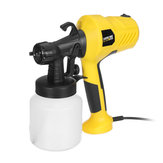 600W Electric Spray Paint Sprayer For Cars Wood Furniture Wall Woodworking