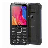 SamgleF63G-Netzwerk2,8Zoll1450mAh Kurzwahl Super lange Standby-Taschenlampe WhatsApp Rugged Feature Phone