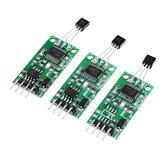 DS18B20 5V / 12V RS485 / TTL Com UART Регистрация температуры Датчик Модуль Modbus RTU PC PLC MCU Digital Термометр