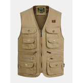 Outdooors Photography Fishing Multi Pocket Tactical Vest