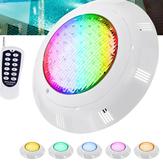 45W RGB LED حمام سباحة ضوء 450LED IP68 ضد للماء AC / DC12V مصباح خارجي تحت الماء
