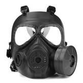 M04 Airsoft Paintball Dummy Gas Mask Fan for Cosplay Protection Gear Wargame