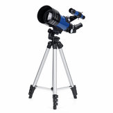 IPRee® 15x 25x 45x 50x 75x 150x Kid Refractor Astronomical Telescope Camping Travel Monocular